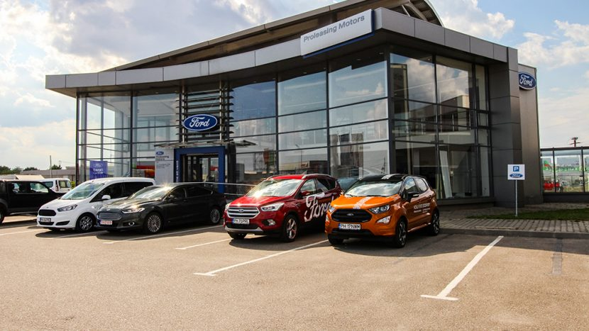 Ford Pro Leasing