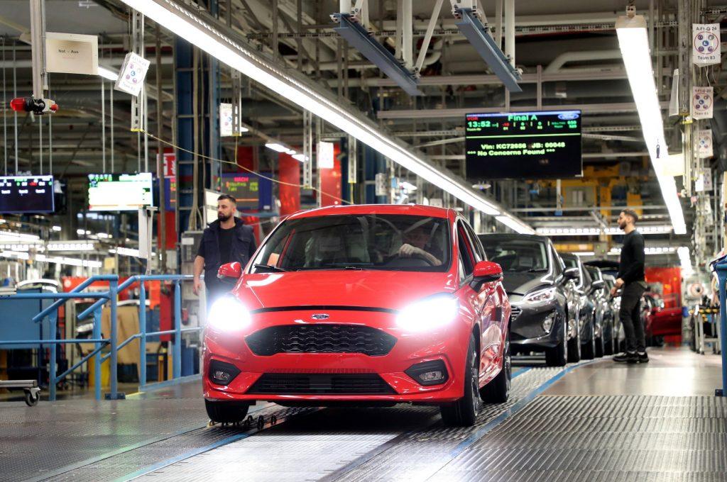 Ford uzina