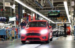 Ford a dat afară mii de oameni de la uzinele din Europa