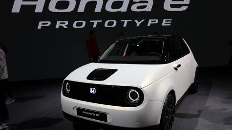 Geneva 2019. Prototipul Honda E – Când va intra în producție prima Honda electrică?
