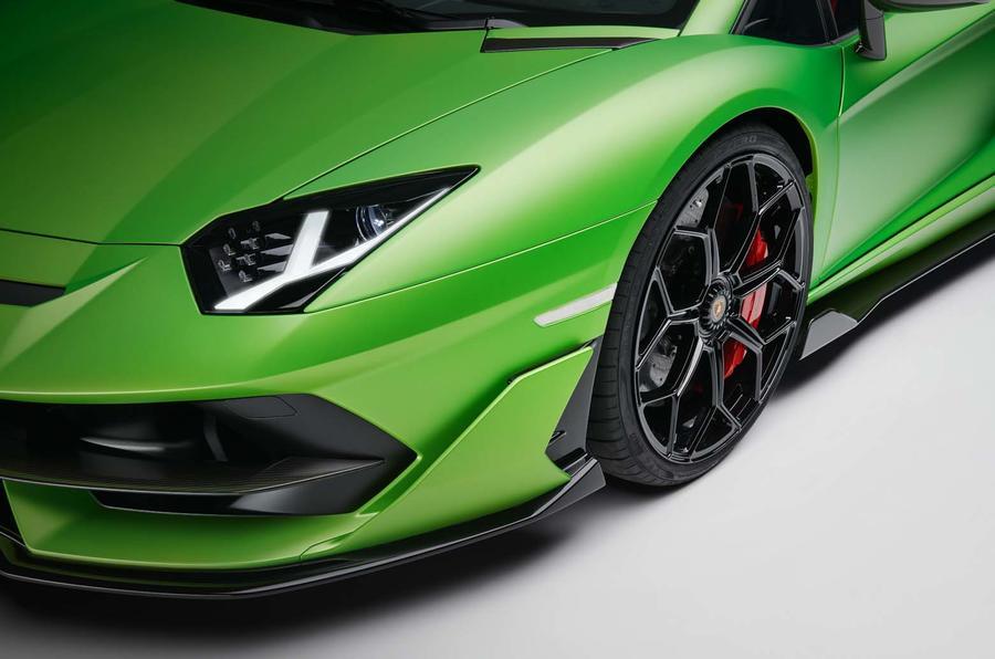 Lamborghini Aventador SVJ Hockenheim