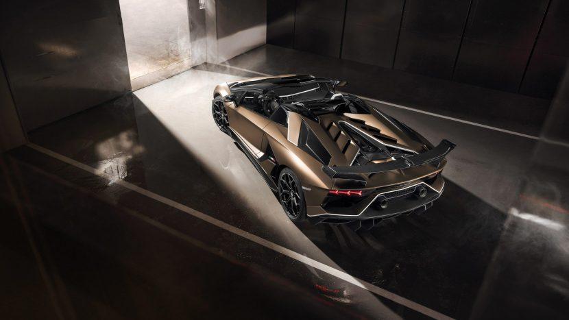 Lamborghini Aventador SVJ Roadster (10)