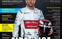 MOTORSPORT MAGAZIN 2019 – cea mai completă publicație dedicată sporturilor cu motor din România