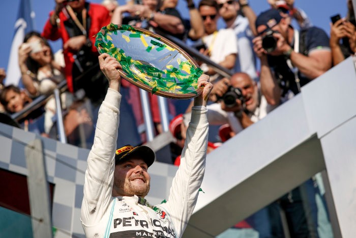 Marele Premiu al Australiei Valtteri Bottas (4)