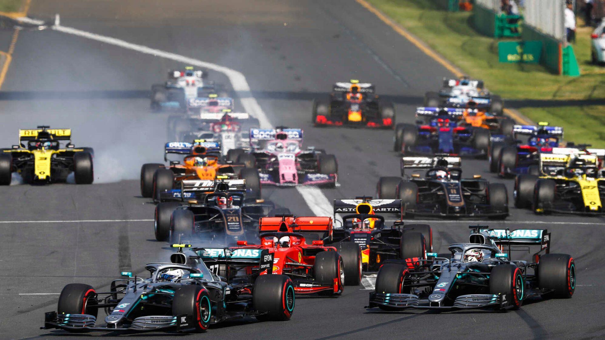 Marele Premiu al Australiei Valtteri Bottas (6)