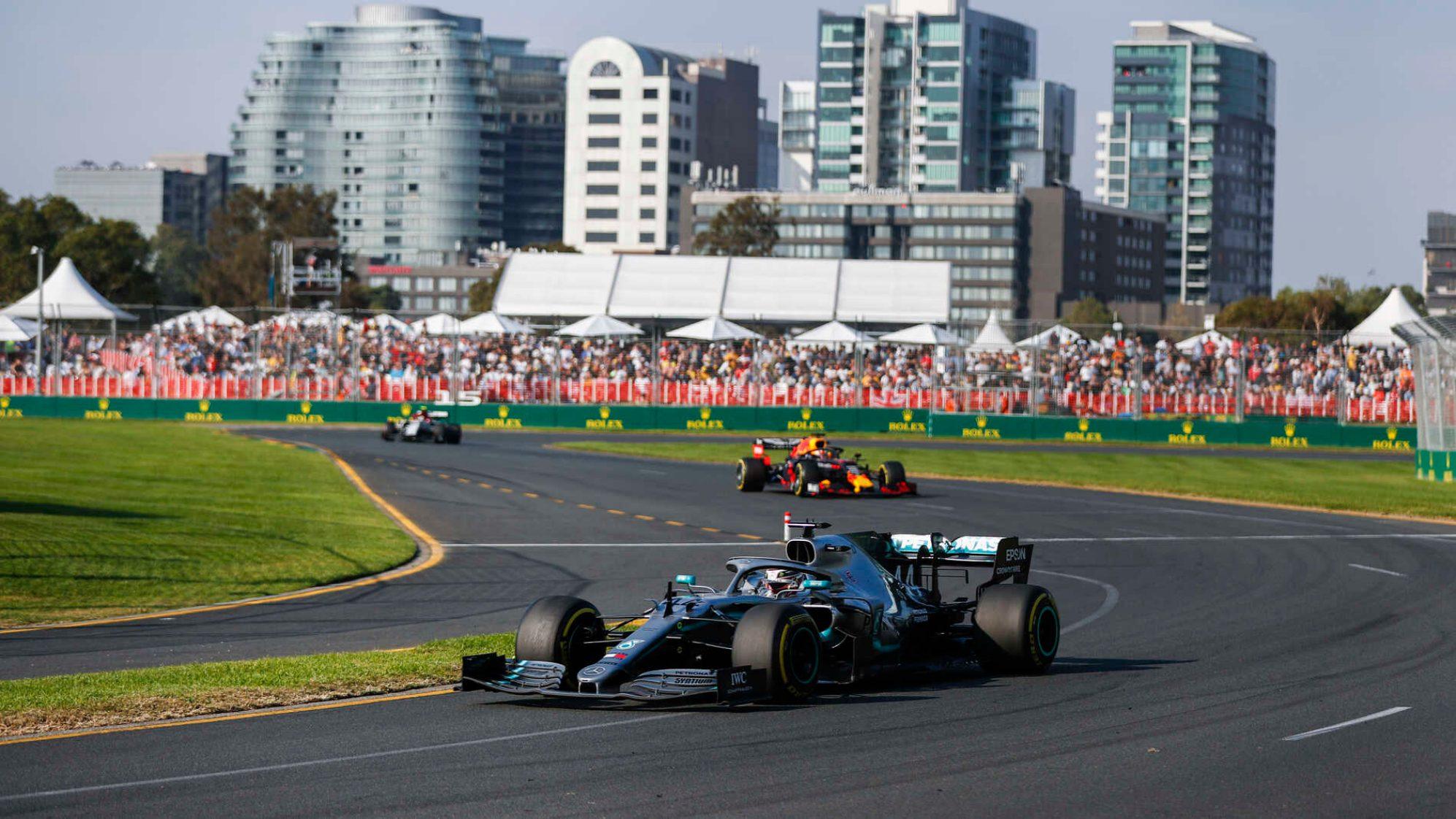Marele Premiu al Australiei Valtteri Bottas (7)