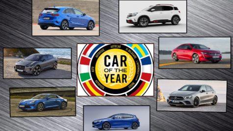 Și Mașina Anului 2019 în Europa este…