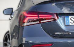 Noul Mercedes-AMG A 35 4MATIC Sedan – Informații și fotografii oficiale