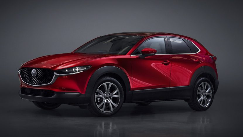 Noua Mazda CX-30 (15)