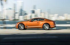 Noul Bentley Continental GT V8 – Informații și fotografii oficiale