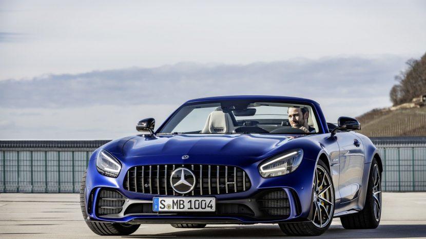 Noul Mercedes-AMG GT R Roadster (1)