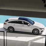 Noul Mercedes-Benz CLA Shooting Brake