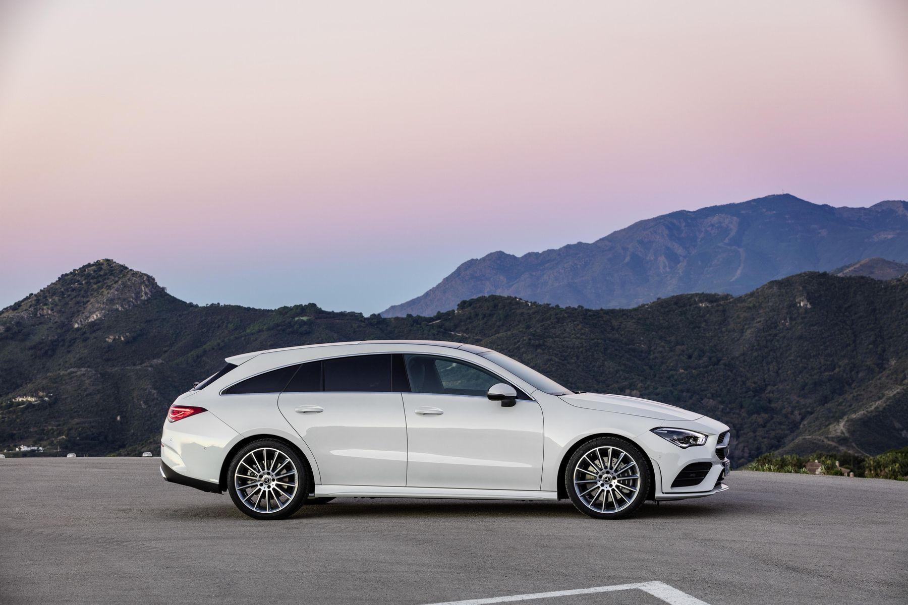 Noul Mercedes-Benz CLA Shooting Brake (25)