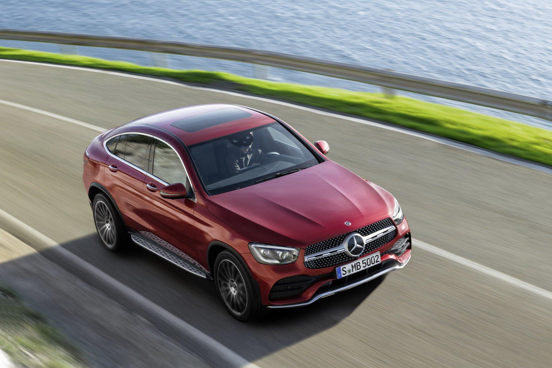 Noul Mercedes-Benz GLC Coupe (19)