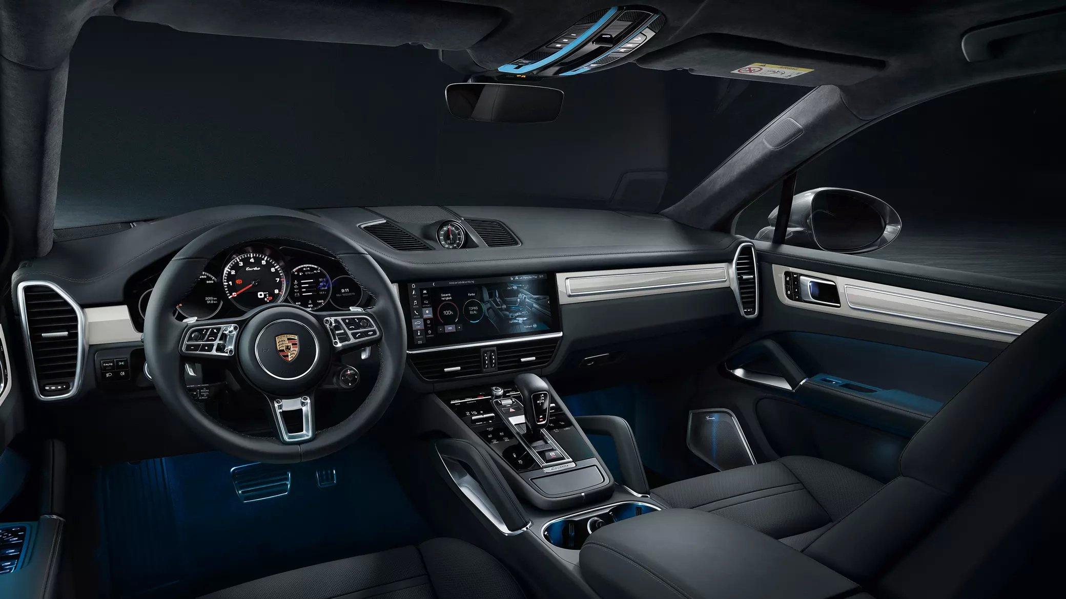 Noul Porsche Cayenne Coupe (14)