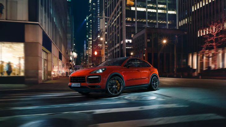 Noul Porsche Cayenne Coupe – Informații și fotografii oficiale
