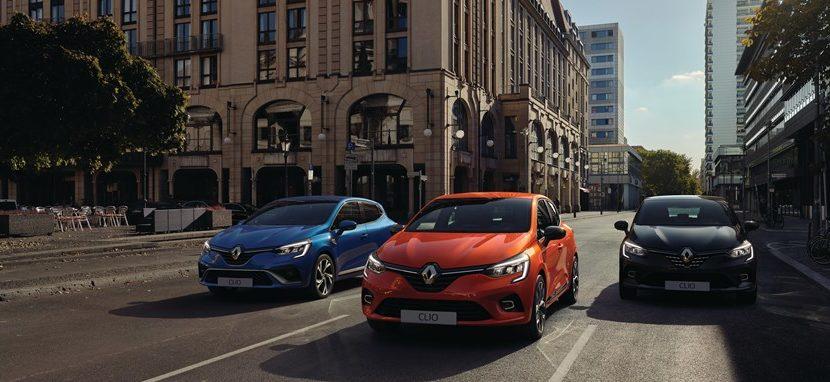 Noul Renault Clio