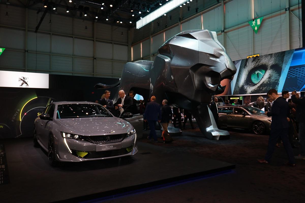 Peugeot 508 Sport Engineering (1)