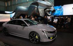 Geneva 2019: Peugeot 508 va fi prima sportivă electrificată a companiei