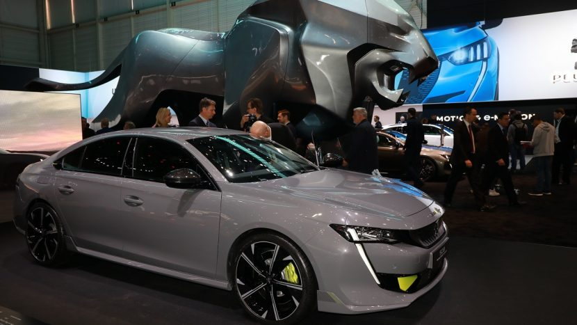 Peugeot 508 Sport Engineering (2)