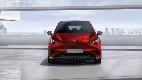 Conceptul SEAT El-Born anticipează primul model electric al companiei