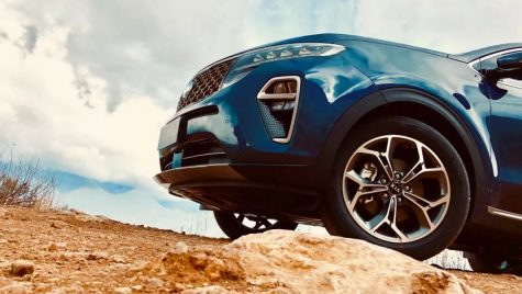 Shanghai 2019: Kia KX5 – Cum arată Sportage made in China?