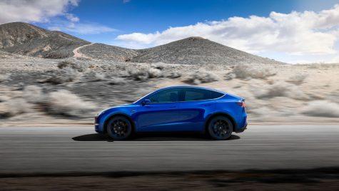 Tesla începe livrările pentru SUV-ul electric Model Y