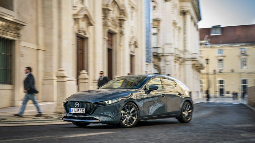Test Mazda3