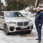 Test drive - BMW X5 xDrive30d