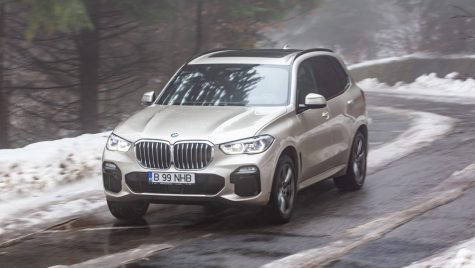 Test drive – BMW X5 xDrive30d