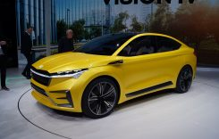 Geneva 2019: Skoda Kamiq și Vision iV, vedete la standul Skoda
