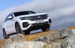 Volkswagen Touareg, într-o nouă versiune. Ce sistem de propulsie primește?