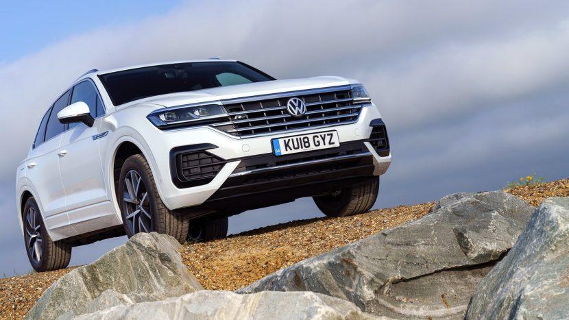 Volkswagen Touareg V8 motor Volkswagen (3)