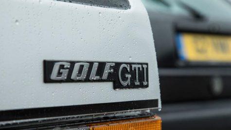 45 de ani de Volkswagen Golf. Cum arăta la început?
