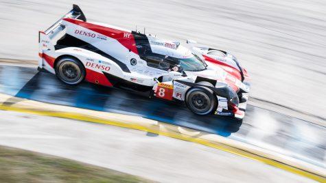 Aventura americană continuă pentru Toyota Gazoo Racing