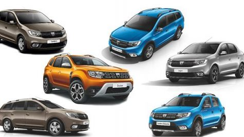 Dacia accelerează producția de Duster, peste 54 000 de unități produse deja în 2019