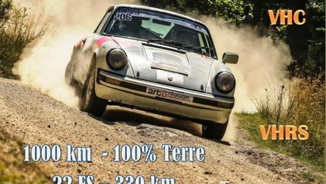 Romania Historic Gravel Rally 2019
