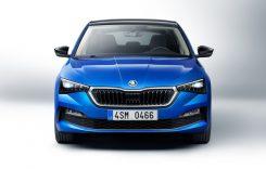 Noul hatchback Skoda Scala acum și în România