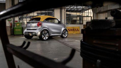 Conceptul smart forease+ – Informații și fotografii oficiale