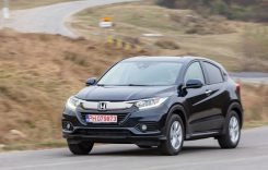 Test drive Honda HR-V 1.5 2WD