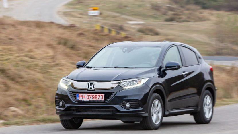 test drive Honda HR-V (3)