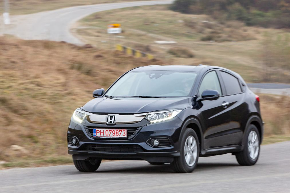 test drive Honda HR-V (3)