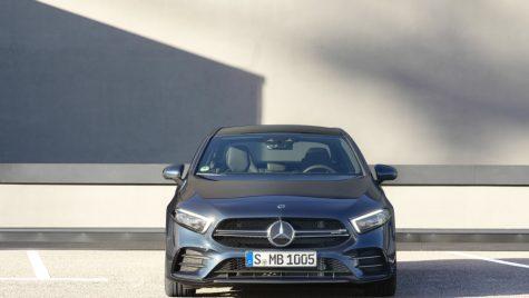 Noul Mercedes-AMG A 35 Sedan – Informații și fotografii oficiale