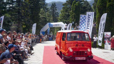 Dacia Estafette – ar fi dat tonul mișcării hippie în România