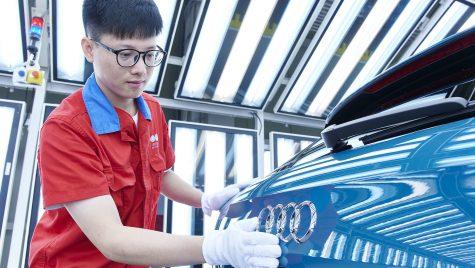 China ține în viață piața auto mondială. Vânzările au crescut în primul trimestru cu 75%