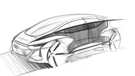 Audi AI:ME – joaca de-a autonomia