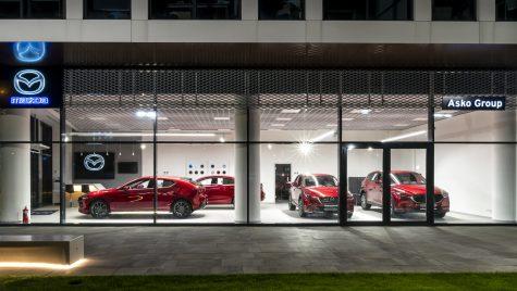 Asko a inaugurat cea mai nouă reprezentanță Mazda