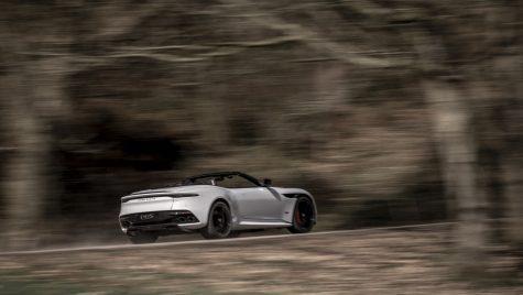 Așa arată cel mai rapid Aston Martin decapotabil construit vreodată