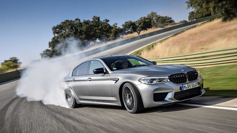 BMW M5 inventie BMW