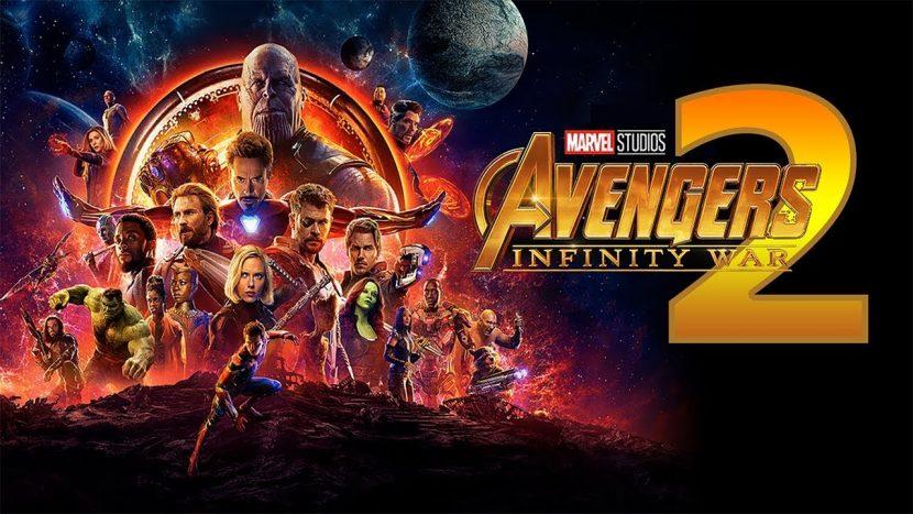 Captain Marvel 2 Avengers: Infinity War